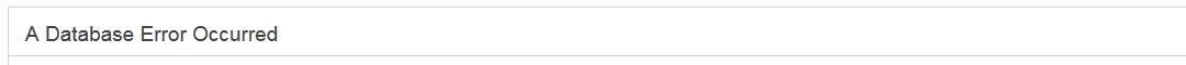Ako opraviť Database Error 1045 Access denied